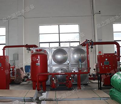 消防成套增壓穩壓設備
