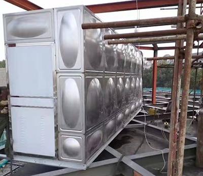 常熟箱泵一體化