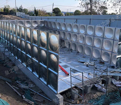 地埋箱泵一體化