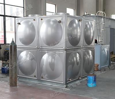 不銹鋼水箱供應