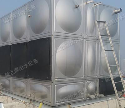 消防不銹鋼水箱供應