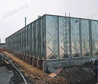 BDF裝配式不銹鋼水箱