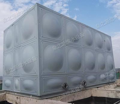 定制不銹鋼消防水箱