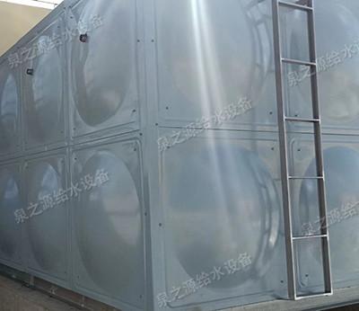 不锈钢消防水箱定做