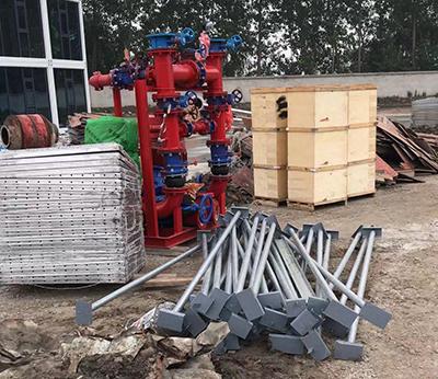 泰州罗科雷森大模块箱泵一体化水箱