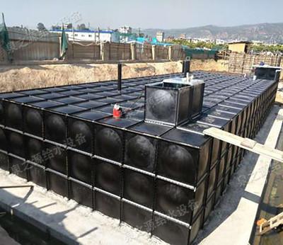 地埋式箱泵一體化廠家