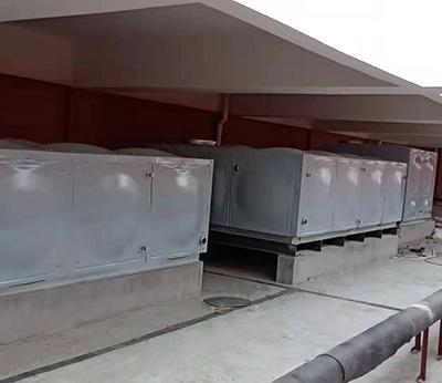 淮安周恩來紅軍小學不銹鋼水箱