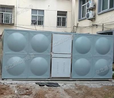 不锈钢消防水箱标准