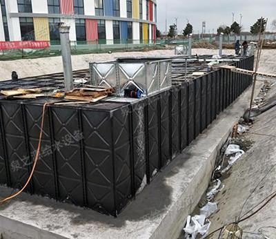 地埋式箱泵一體化價格