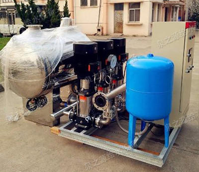變頻恒壓供水系統