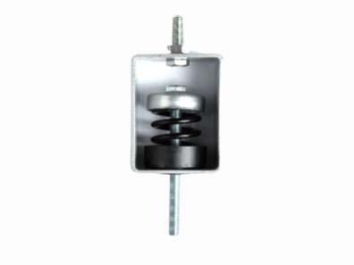 減震彈簧連接件