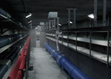 濟南地下管廊(成品支架和托臂)
