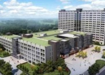 北京通州行政副中心部分辦公樓 (抗震支架)