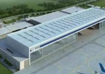 北京新機場東航基地項目 (抗震支架)