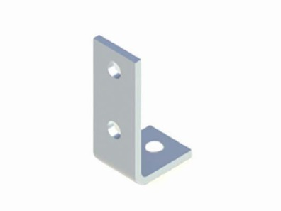 三孔直角連接件