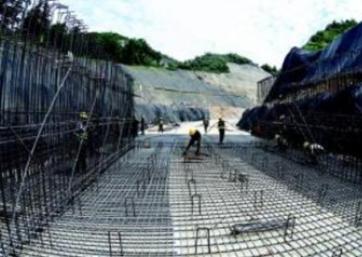 貴州六盤水地下管廊工程 (成品支架和托臂)