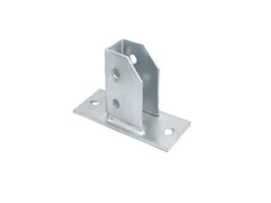 單面槽鋼固定底座Ⅱ