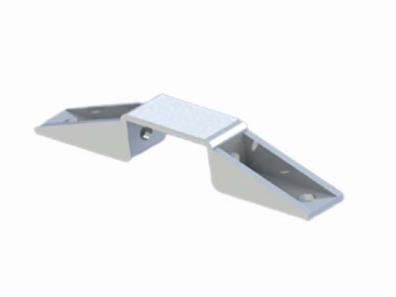 雙面C型槽鋼連接件