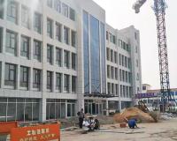 嶧城疾控中心中央空調安裝