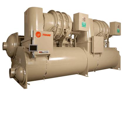 特靈空調CDHG三級壓縮式離心冷水機組
