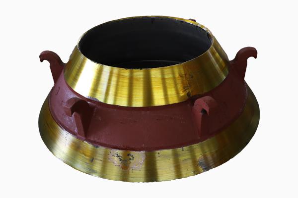 破碎壁是圓錐破碎機的主要部件之一