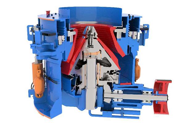 HP系列高效液壓圓錐機