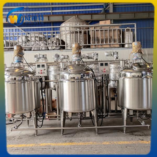 南京不銹鋼發酵罐