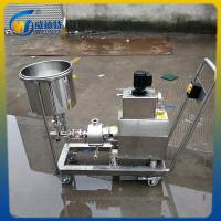 可移動單級乳化泵