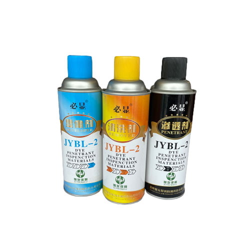 JYBL-2著色滲透探傷劑(BLACK)