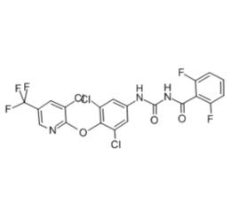 南美氟啶脲Chlorfluazuron