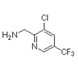 3-氯-2-氨甲基-5- 三氟甲基吡啶2-A minomethyl-3-chloro-5-(trifluoromethyl)pyridine