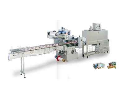 TSZ型枕式热收缩膜自动包装机 TSR型热收缩机