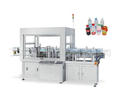 TS-04A-4P OPP热熔胶贴标机