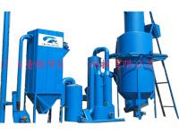 5-50噸雙段磁化環保垃圾熱解(焚燒)爐