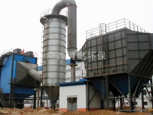 來賓靜電工業除塵器