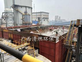 發電廠除塵項目
