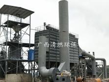 來賓石灰行業除塵器