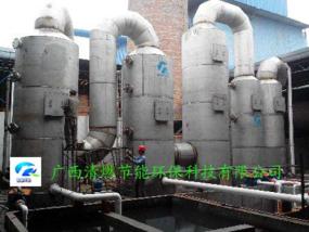 磷酸回收、脫硫工程