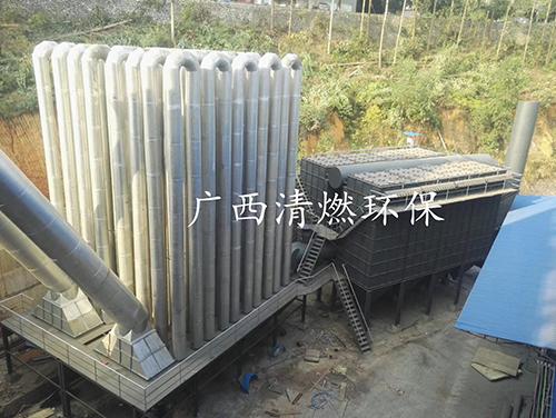 冶煉廠除塵項目