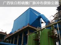 硫酸廠脈沖布袋除塵器