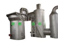 2-5噸小型垃圾熱解(焚燒)爐