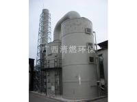 雙堿法脫硫系統