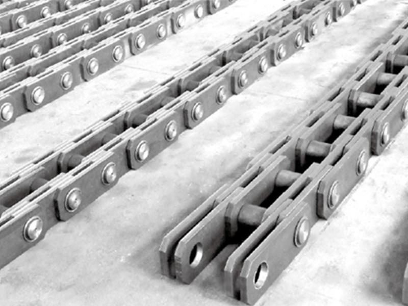鋼材冷撥機鏈