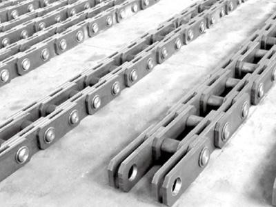 湖北鋼材冷撥機鏈