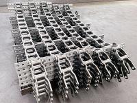 焊接彎板鏈