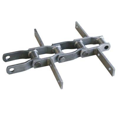 焊接彎板鏈系列輸送鏈條