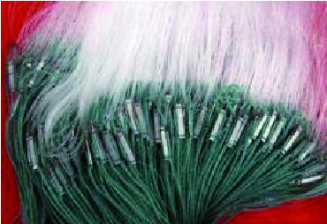 塑料拉丝生产线