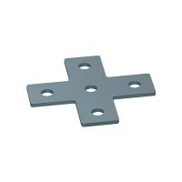 4孔平面十字鏈接件