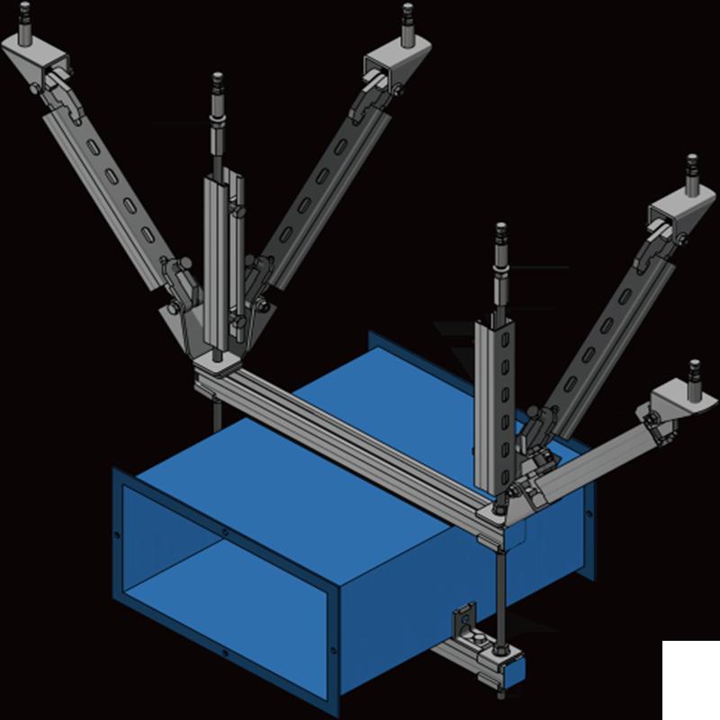 抗震支吊架該如何正確的挑選呢?