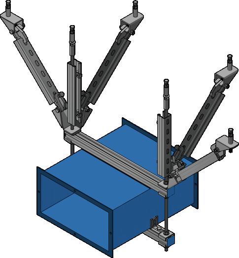 在選擇抗震支吊架時能夠依照哪些方面開展選擇?